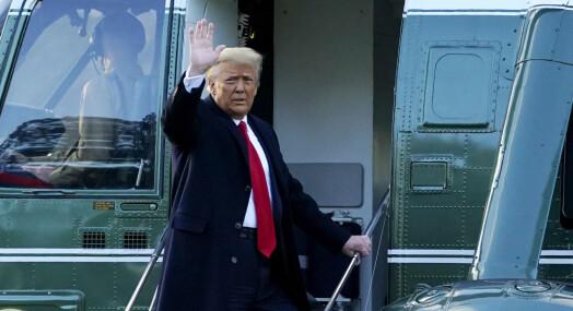 Trump gjentar løgner om valget i TV-comeback