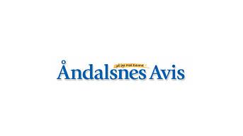 Åndalsnes Avis søker ansvarlig redaktør