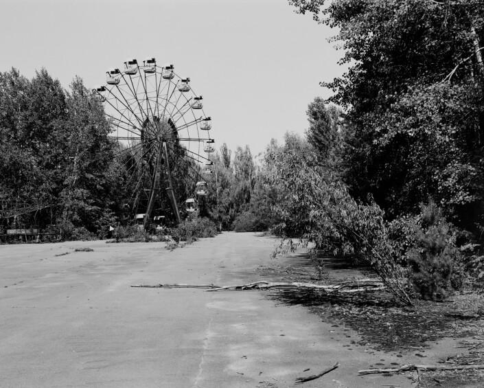 Pripyat, Ukraina, august 2018.