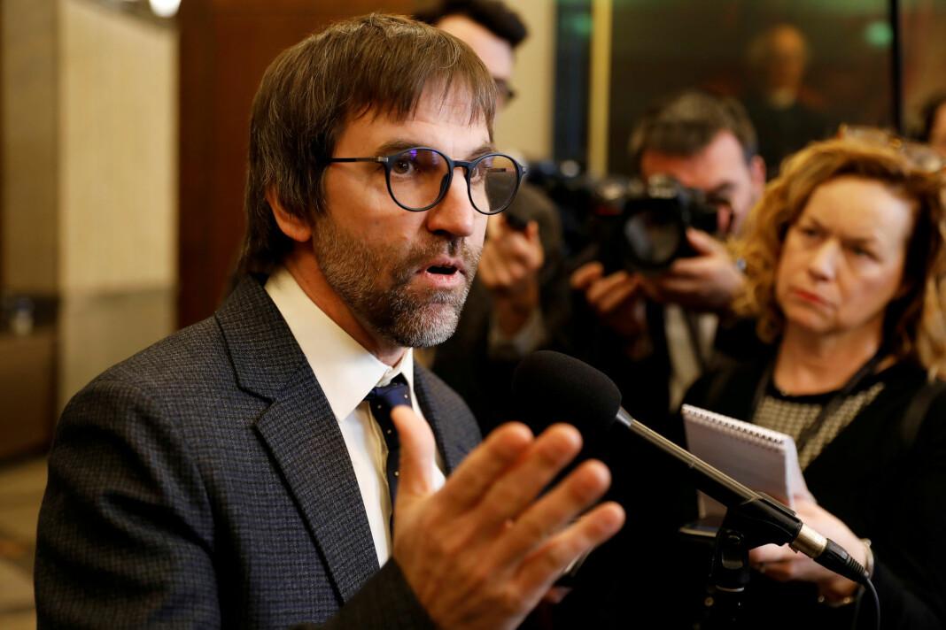 Statsråd Steven Guilbeault fordømmer Facebooks protest mot det australske forslage.