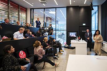 Født Fri: Nå er det opp til departementet å få hull på verkebyllen i Ernst & Young-saken