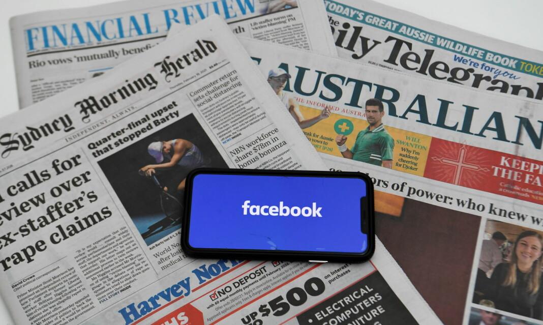 – Loven slik den er sikrer at australske nyhetsorganisasjoner kan og bør få betalt for innhold på en rettferdig måte, sier finansminister Simon Birmingham.