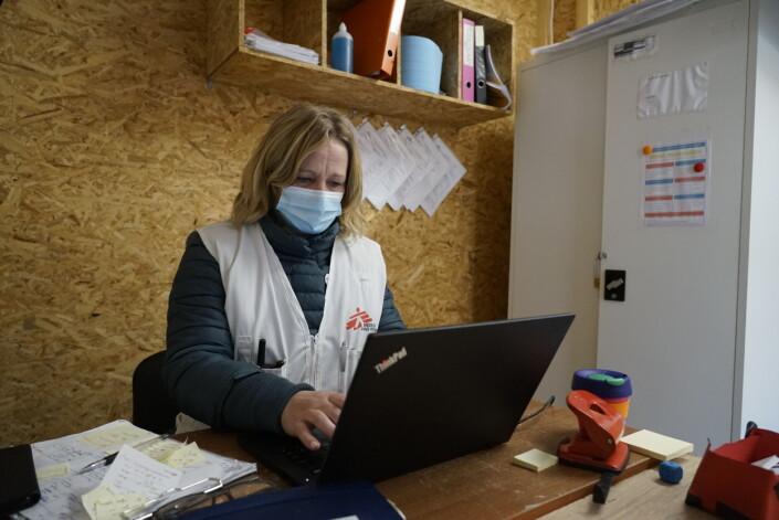 Katrin Glatz Brubakk starta ressursgruppa Evakuer barna fra Moria.