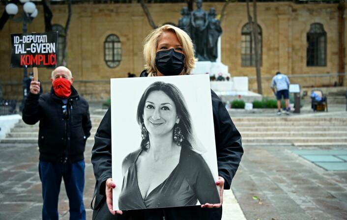 Tiltalt erkjente drap på Malta-journalist