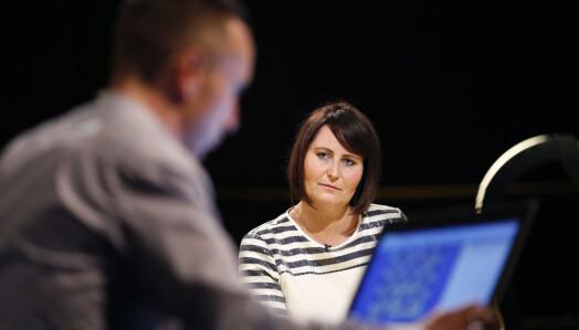 Programleder Line Andersen saksøker NRK