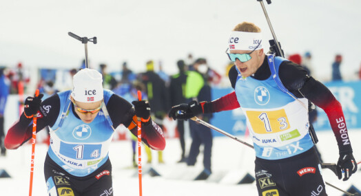 Seerløft for VM i skiskyting