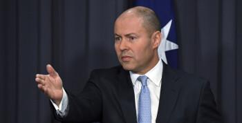 Omstridt medielov vedtatt i Australia