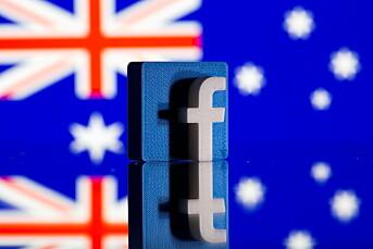 Facebook har signert avtaler med tre nye australske medieselskaper
