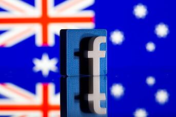 Facebook har signert avtaler med tre nye australske medier