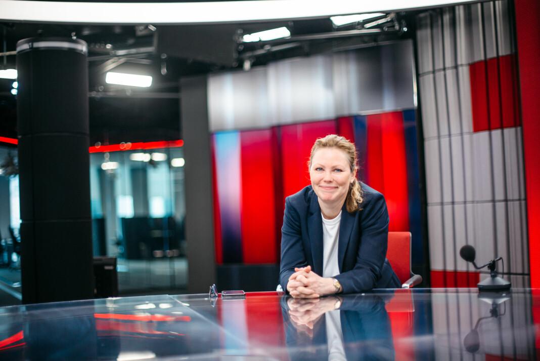 Silje Hovland har vært redaksjonssjef i TV 2 Nyhetskanalen i ti år.