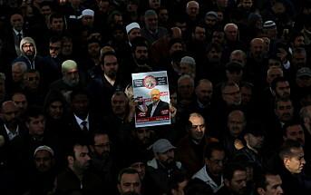 USA gir Saudi-Arabias kronprins ansvaret for drapet på Khashoggi