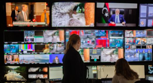 Flere nordmenn fulgte med på nyheter i pandemiåret 2020