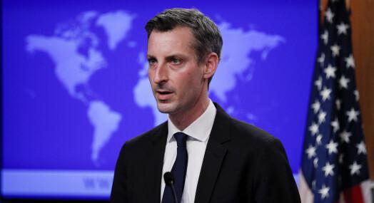 USA ber Saudi-Arabia oppløse styrken bak drapet på Khashoggi