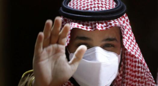 Saudi-kronprins anmeldt i Tyskland for journalistdrap