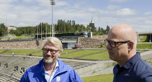 NRK og TV 2-sjefene om Qatar-VM: – Sitter langt inne å gå til boikott