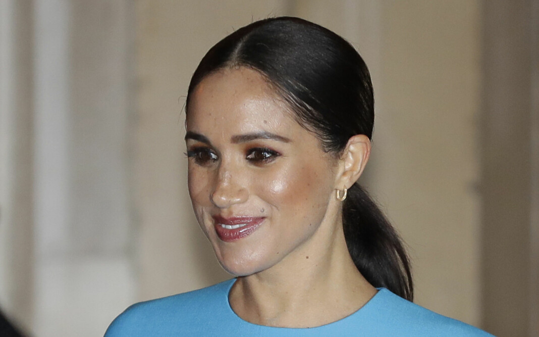 Meghan Markle, hertuginne av Sussex, her under et arrangement i London i mars i fjor.