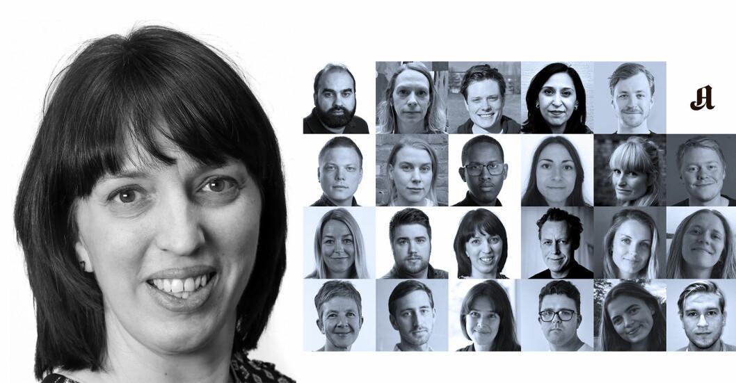 Etter å ha ledet ulike avdelinger i Aftenposten, får Hanne Waaler Lier nå ansvaret for den nye Oslo-satsingen.