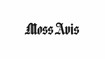Moss Avis to stillinger som journalist