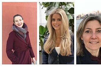 Avisa Oslo ansetter Karina, Maren, Martine og Tiril
