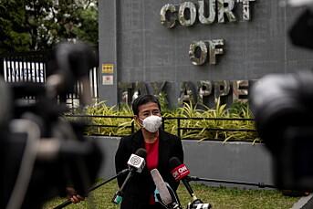 Kritisk journalist på Filippinene anklages for skattefusk