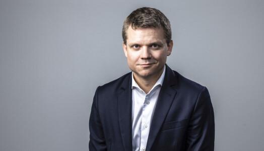 Lars Håkon Grønning er ansatt som ansvarlig redaktør i E24
