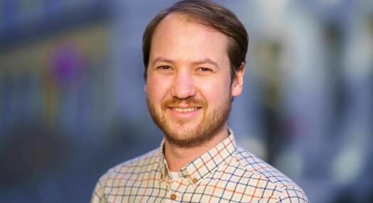 Fredrik Varfjell er ansatt som vaktsjef foto i NTB