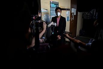 – Maria Ressa har blitt selve symbolet på kampen for pressefrihet og demokrati