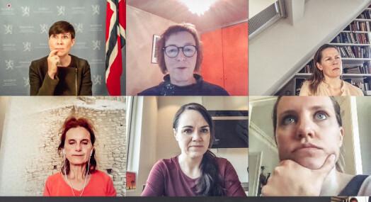 Bekymringsfull utviklingen i vold, forfølgelse og trakassering av kvinnelige journalister