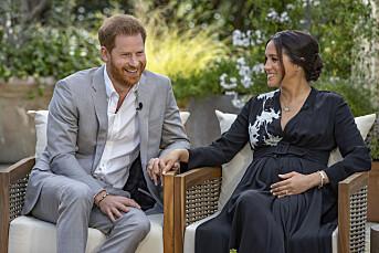 Sjokk i britiske medier over Harry og Meghans avsløringer