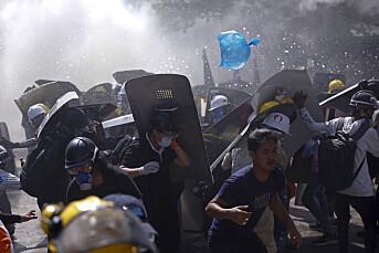 Menneskerettsgruppe: Facebook sprer propaganda fra Myanmars kuppmaker