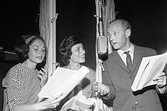 Radioteatret på NRK legges ned etter 95 år