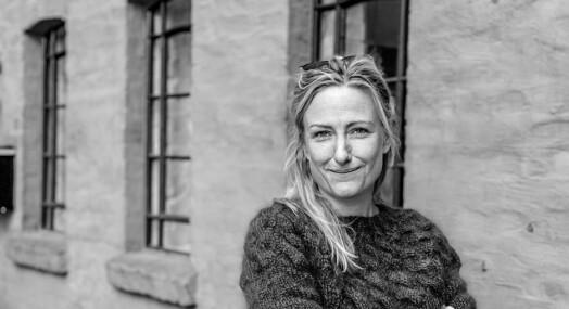 Marte Christensen er ny leder av Pressefotografenes klubb
