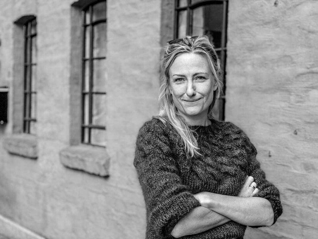 Marte Christensen ønsker å sette søkelyset på hvorfor kvinneandelen blant fotografene i mediebransjen er så lav.