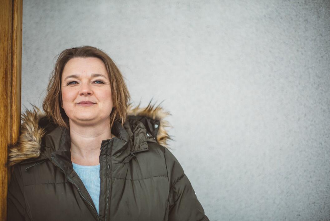 Hege Iren Frantzen blir redaktør for mangfold og samarbeid i NRK