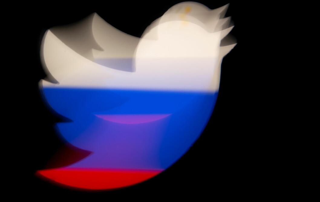 Russland truer med å vurdere å utestengte Twitter.