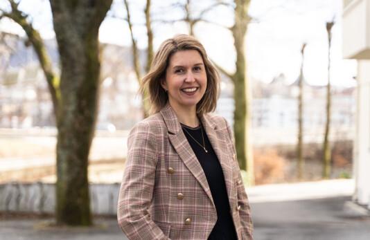 Ingrid Fredriksen blir ny grave- og historiecoach i Lab2