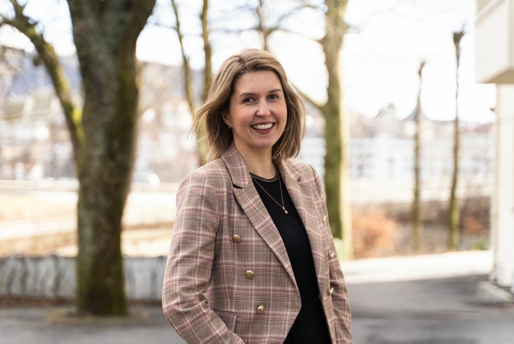 – Dette er min drømmejobb, sier Ingrid Fredriksen om sin nye rolle i Lab2.