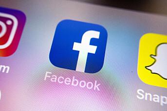 Unge nordmenn svikter Facebook