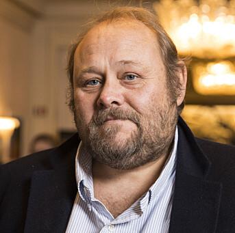 Ulf André Andersen, sjefredaktør i Se og Hør.