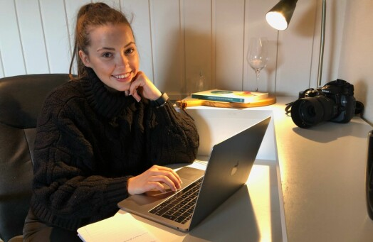 Stine Bækkelien er ny journalist i Valdres