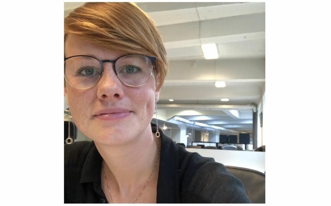 Filter Nyheter-journalist Tora Lind Berg har minner fra både barne-tv-innspilling og nynazist-demonstrasjon.