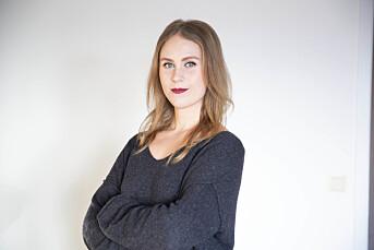 Silje Kampesæter er ansatt som ny distriktsredaktør i NRK Innlandet