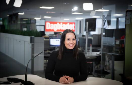 Tanja Wibe-Lund blir avdelingsleder i Dagbladet TV
