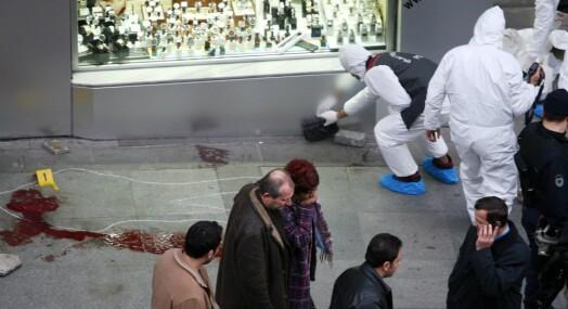Tidligere politisjefer dømt for drap på journalist i Tyrkia