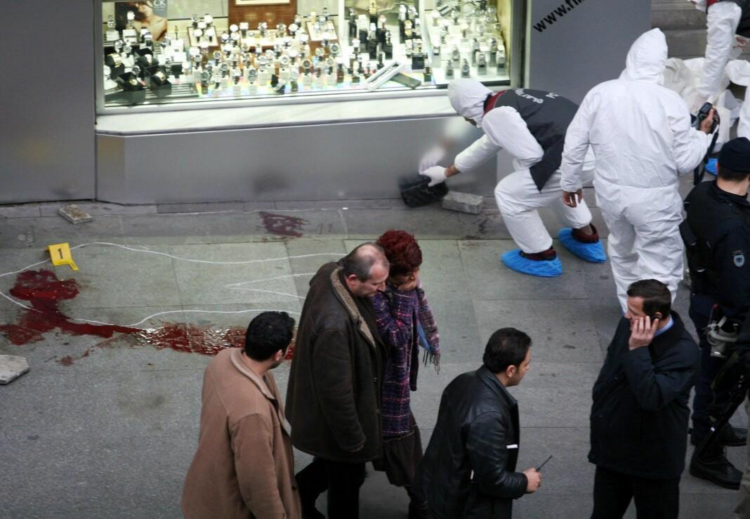 Den kjente armensk-tyrkiske journalisten Hrant Dink ble drept på åpen gate i Istanbul i 2007.