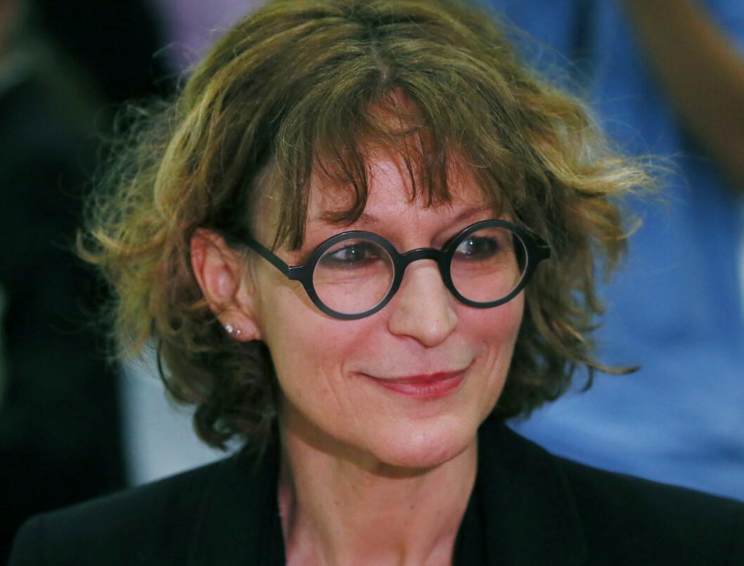 Agnès Callamard er ny sjef for Amnesty International.