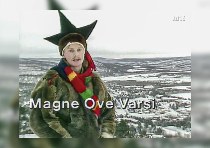 Han kjempet for å få lede «Norge Rundt» på samisk – i 1989