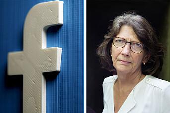 Facebook beklager: Menneskelig feil bak utestenging