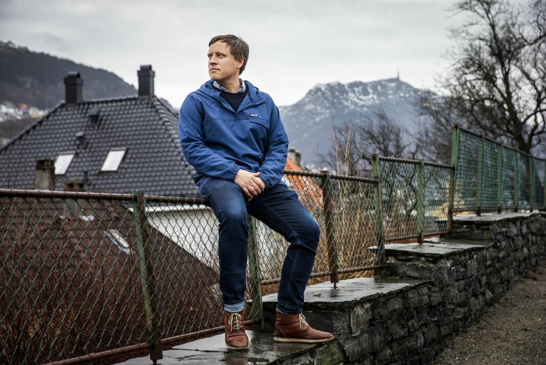 Lars Kvamme er nyansatt som leder for den nye bergenssatsningen til Bergens tidende.