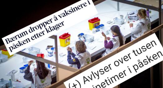 Vaksinene i Bærum: Ekte fake news på norsk